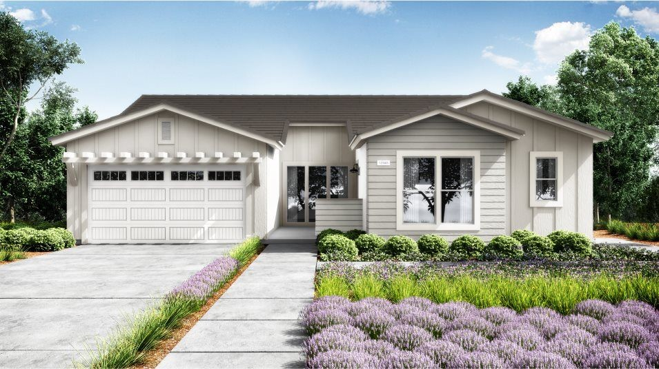 Move In Ready New Home In Ironsides - Skye Series Community
