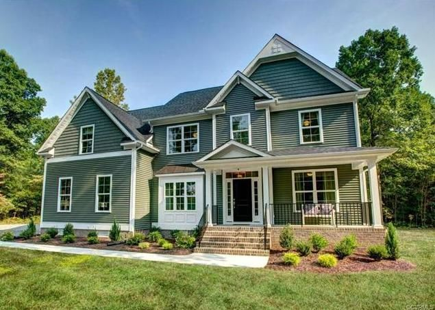 Ready To Build Home In Tilman's Farm Community