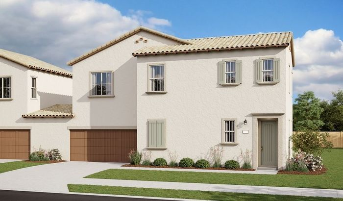 Ready To Build Home In Gardenside at the Preserve Community
