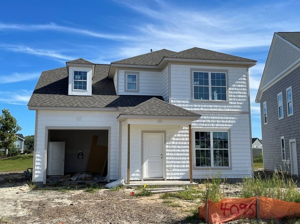Move In Ready New Home In The Heritage Homes Community