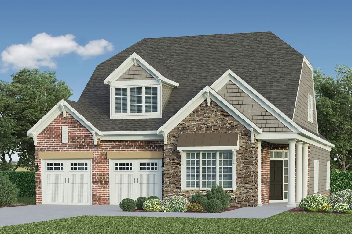 Ready To Build Home In Little Meadows at Chickahominy Falls Community