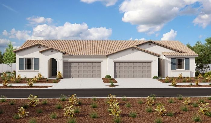 Ready To Build Home In Skyview at Terramor Community