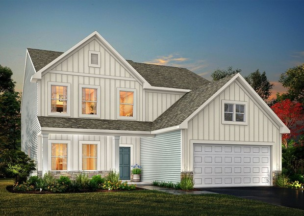 Ready To Build Home In North Creek at Nexton Community
