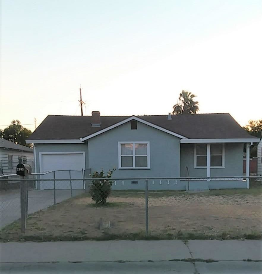 House In Del Paso Heights