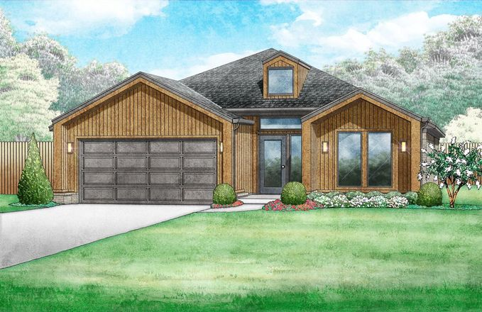 Move In Ready New Home In Abbot Lake Community