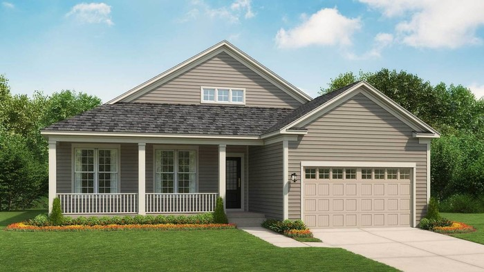 Move In Ready New Home In Spring Creek Community