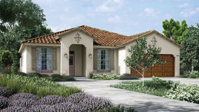 Move In Ready New Home In Candelas - California Series Community