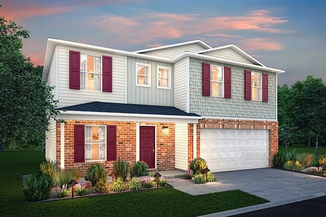Move In Ready New Home In Taywell Woods Community