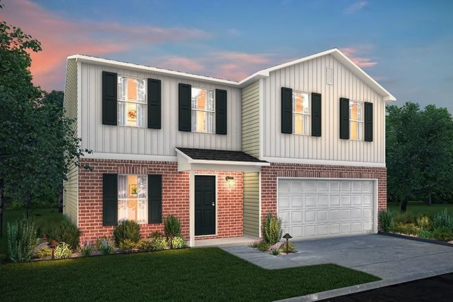 Move In Ready New Home In Willow Chase Community