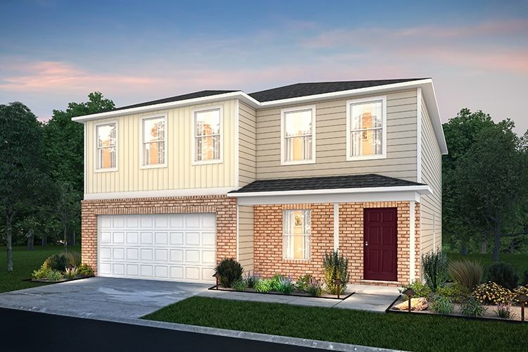 Move In Ready New Home In Tanglewood - Parker City Community