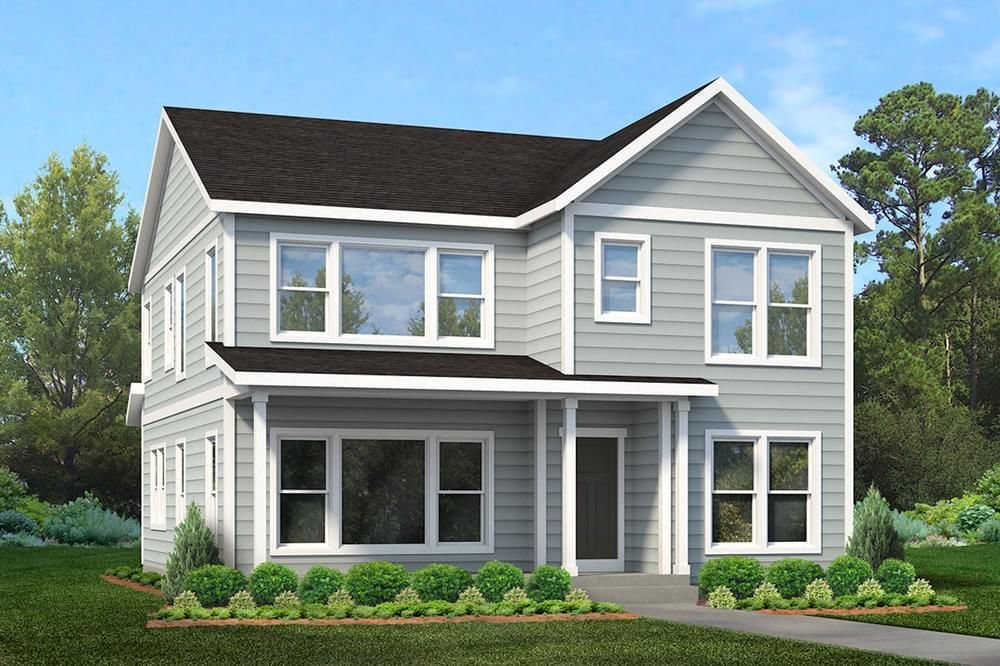 Ready To Build Home In The Park Community