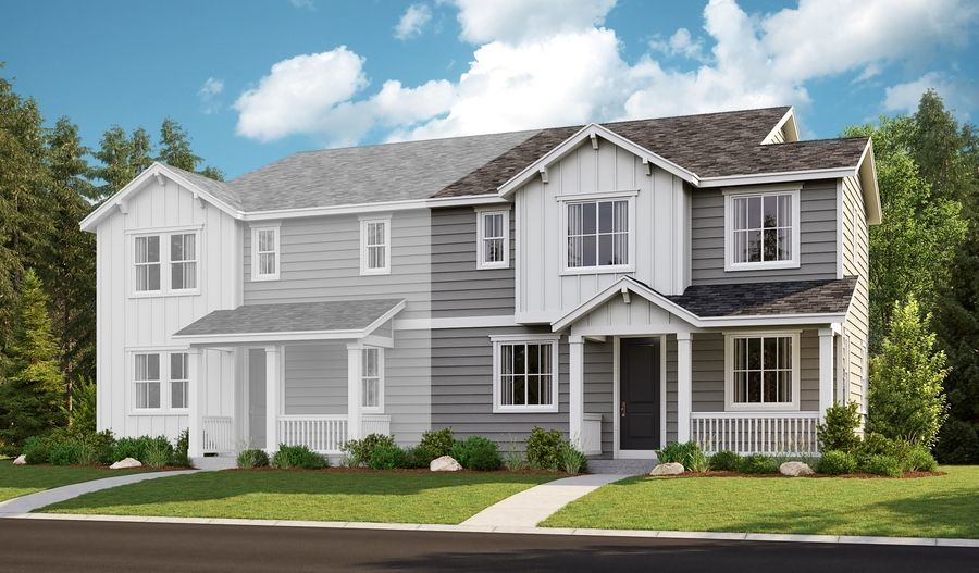 Move In Ready New Home In Frog Pond Community