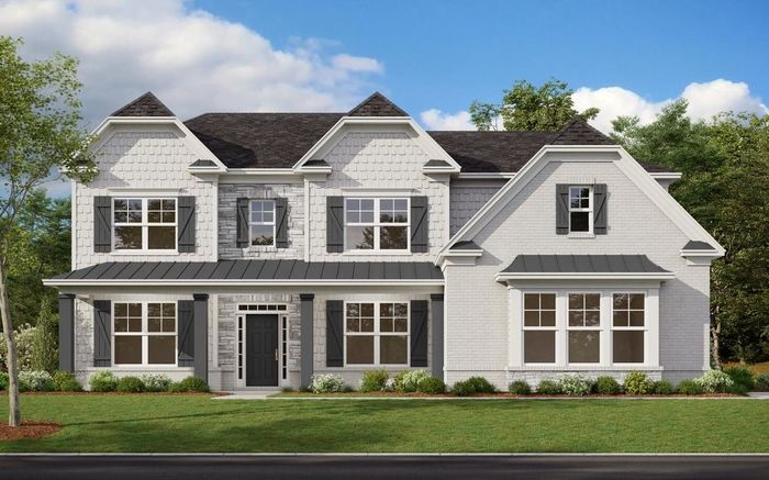 Ready To Build Home In Edgewood East Community