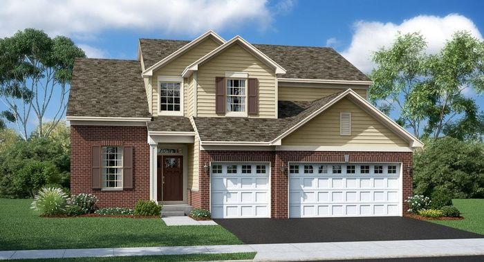 Move In Ready New Home In Stonegate Community