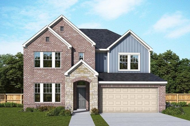 Move In Ready New Home In The Reserve at Palmers Crossing Community