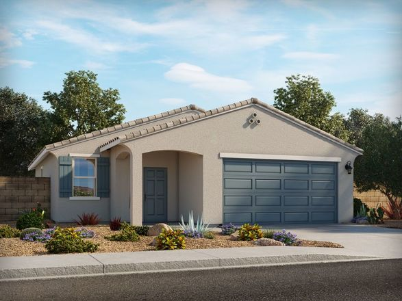 Move In Ready New Home In Sunset Place Community