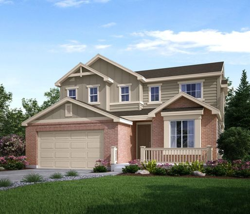 Move In Ready New Home In Tanglewood Community