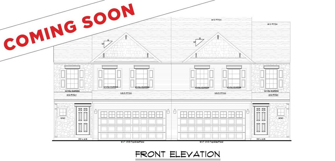 Ready To Build Home In McIntosh Farms II Community