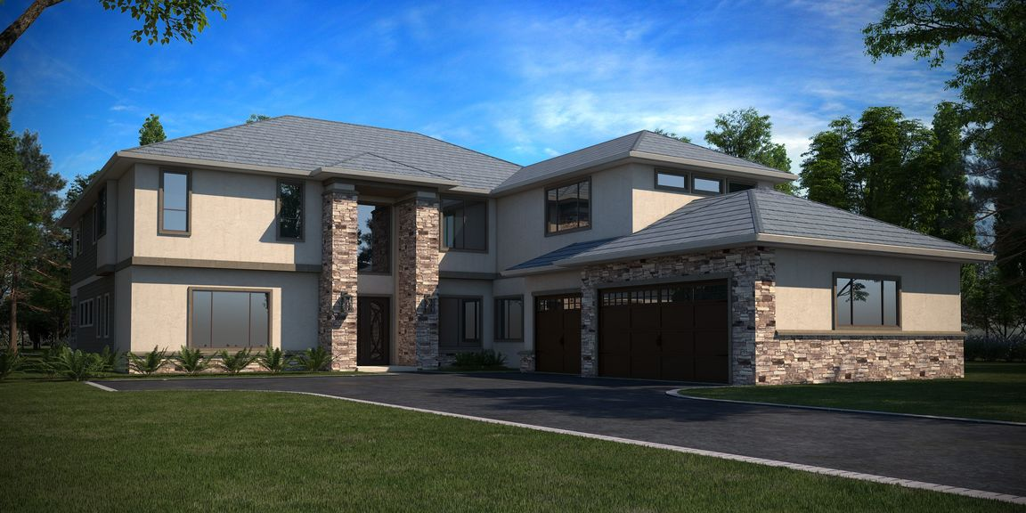 6016 SqFt House In The Hedges