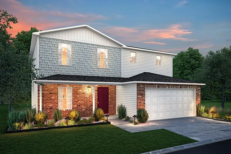 Move In Ready New Home In Irongate Estates Community