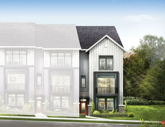 Move In Ready New Home In West End Towns Community