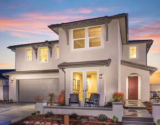 Ready To Build Home In Luna at Skyline Community