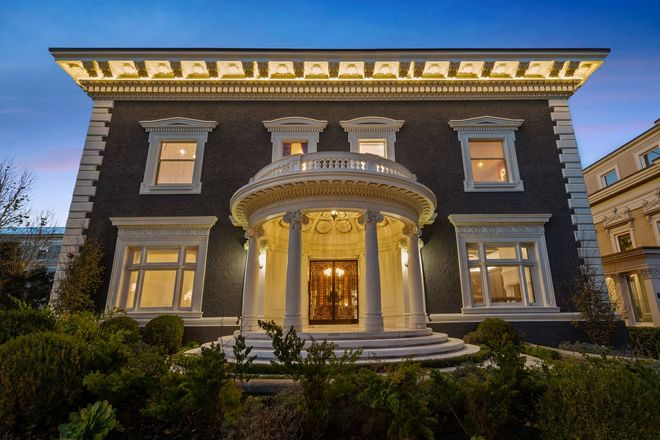 10734 SqFt House In Pacific Heights