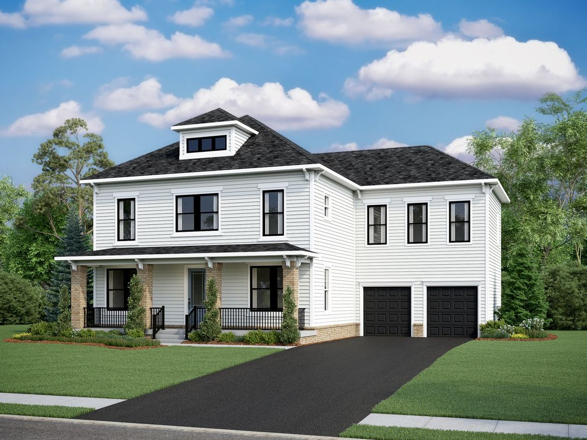 Ready To Build Home In Heritage at Marshall Community