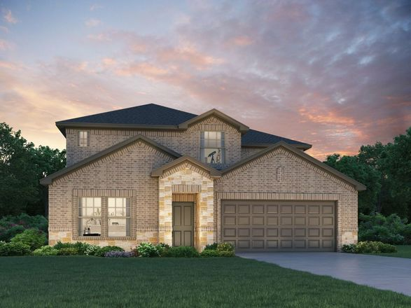 Move In Ready New Home In Cherry Pines Community