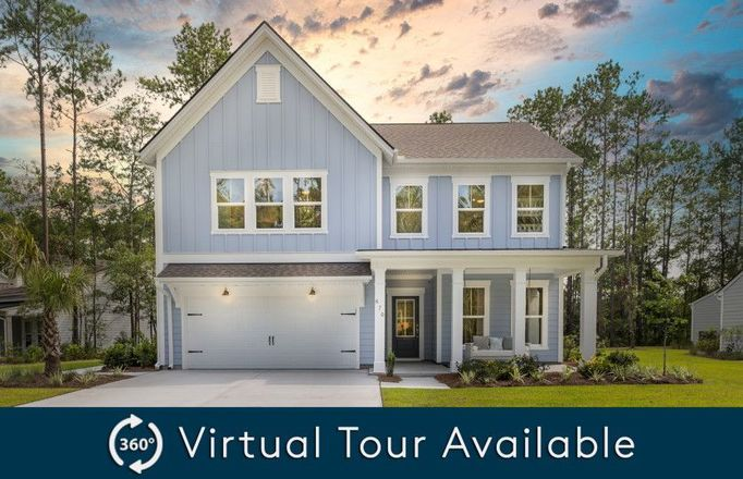 Move In Ready New Home In Norwood Chase Community