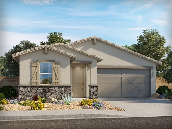 Move In Ready New Home In Vistas at Rancho Del Lago  Legacy Series Community