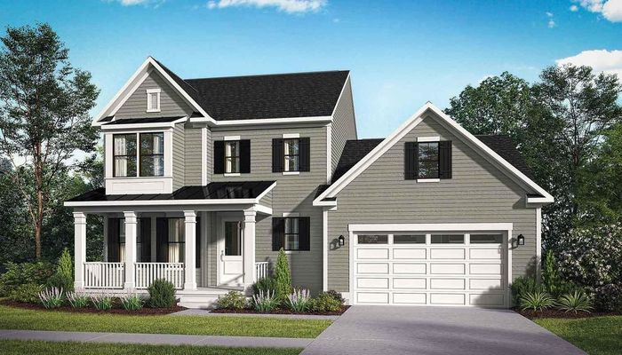 Move In Ready New Home In White Creek at Bethany Community