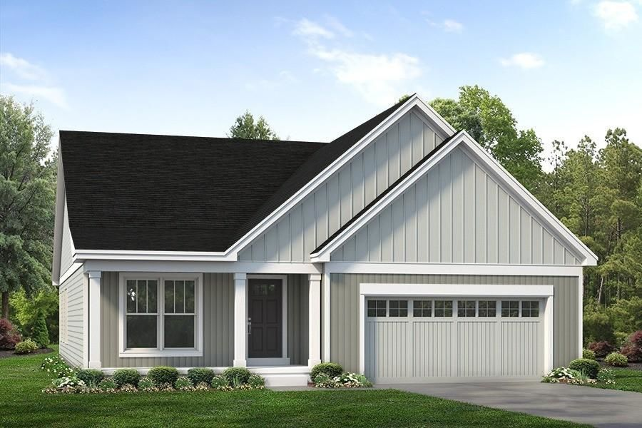 Ready To Build Home In Sommerlin Community