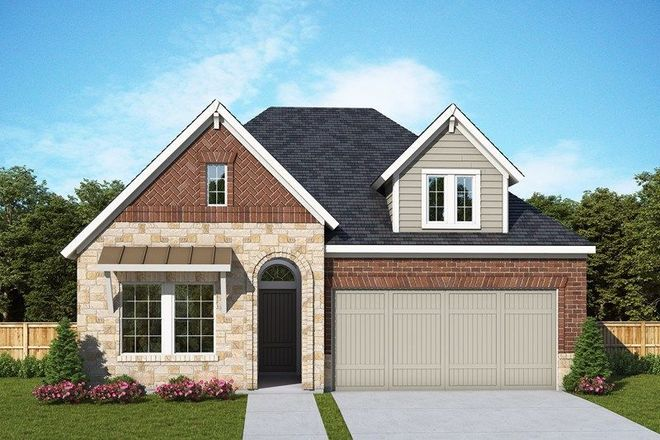 Move In Ready New Home In Harvest Green 45' Community