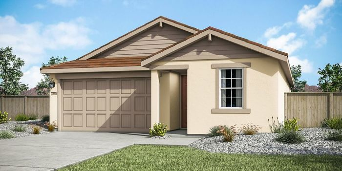 Move In Ready New Home In Chantenay at Damonte Ranch Community
