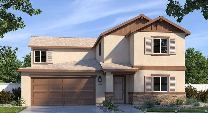 Move In Ready New Home In Peavine Trails at Stonefield Community