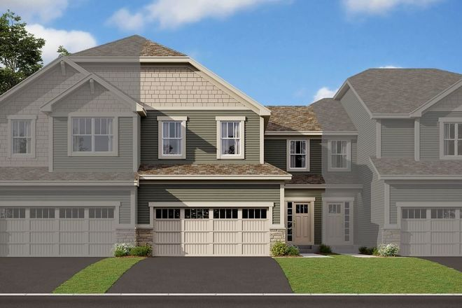 Move In Ready New Home In The Cove At Elm Creek Community