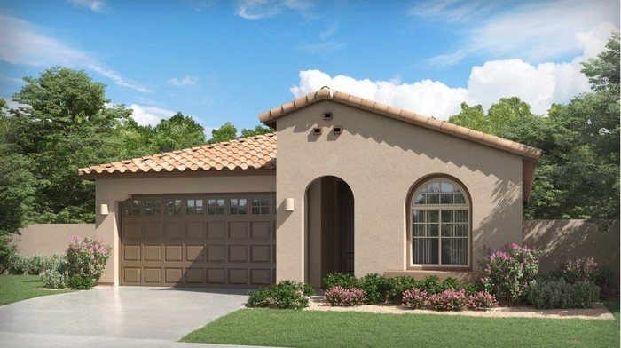 Ready To Build Home In The Landings - Discovery Community