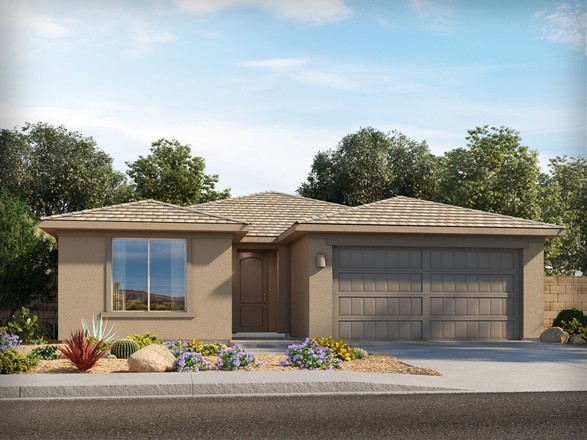 Move In Ready New Home In Vistas at Rancho Del Lago  Heritage Series Community