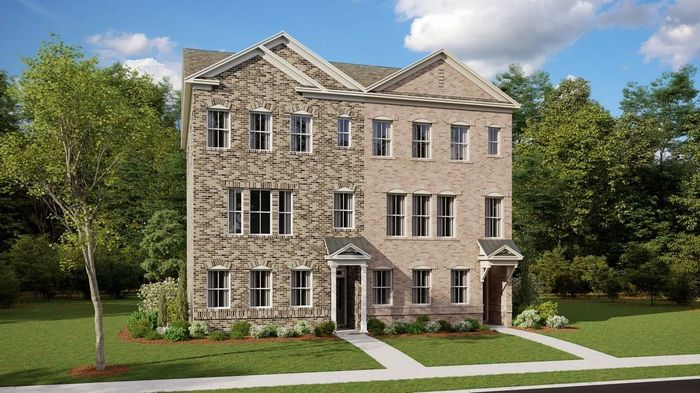 Ready To Build Home In Buford Village Community