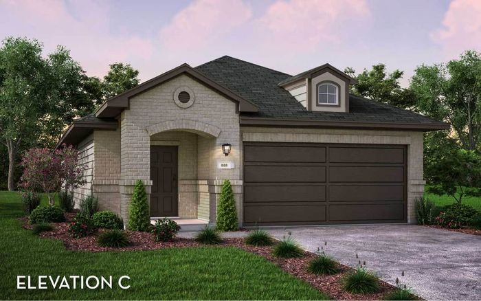 Move In Ready New Home In Timber Trails Community