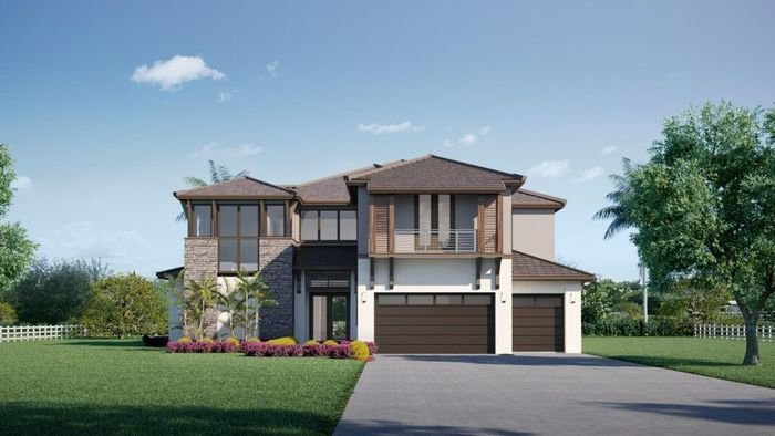Move In Ready New Home In Circle S Acre Estates Community