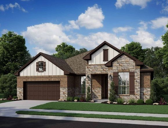 Move In Ready New Home In River Collection at Meyer Ranch Community