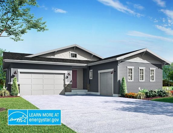 Move In Ready New Home In Montaine Community