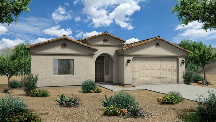 Ready To Build Home In Retreat at Mountain View Ranch Community