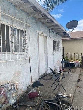 1-Story Multi-Family Home In Compton