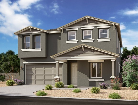 Ready To Build Home In Eastmark Community