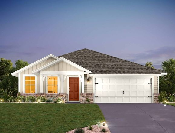 Move In Ready New Home In Mockingbird Park Community