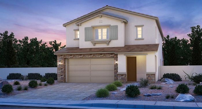 Move In Ready New Home In Edgewood Community