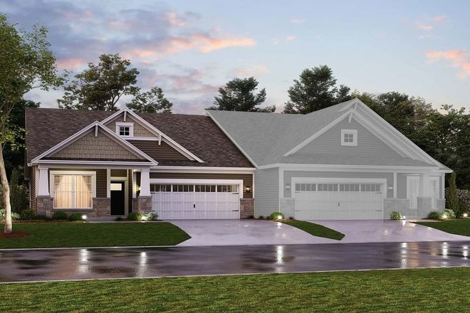 Move In Ready New Home In Villas at Wynne Farms Community